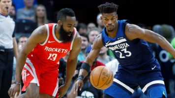 Do the Rockets have a shot at Jimmy Butler?