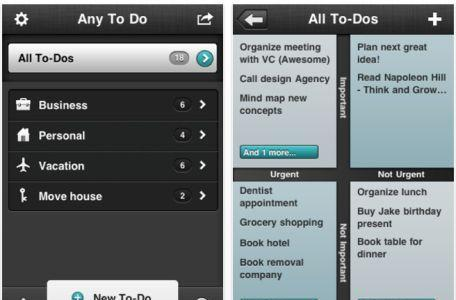 Daily iPhone App: Any To Do