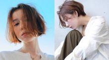 空氣感微曲短髮:日本女生今夏大愛的髮型,從 Instagram 上發掘 20+ 個靈感!