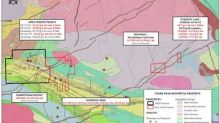 Starr Peak Reports Strong Geophysical BHEM Targets