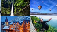 IHG® - InterContinental Hotels Group releases its Great Canadian Bucket List and provides tips to make bucket list travel achievable