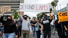 Protesters demand that cities 'defund the police.' Politicians are starting to listen.