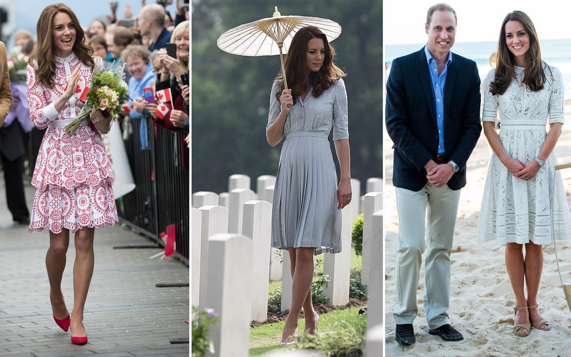 f8ab253ab Outfit Ideas Inspired by Kate Middleton's Travel Style