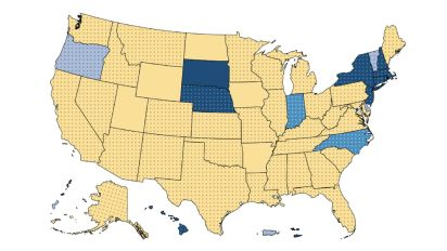 Only 14 states are seeing coronavirus declines