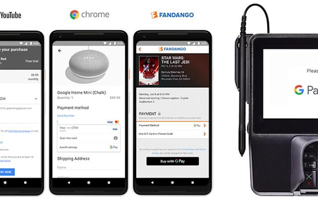 Google Wallet and Android Pay are finally united under one brand