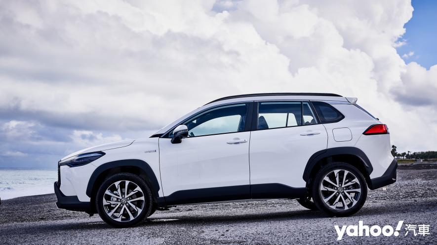 目標明確的新世代跨界之霸!Toyota Corolla Cross 1.8 Hybrid旗艦版花蓮試駕! - 6