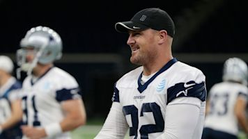 Cowboys: Witten 'better, stronger and faster'