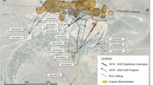 American Pacific Mining Recaps 2019 and 2020 Drill Results from the Madison Copper Gold Project