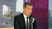 """Sécurité: pour Gérald Darmanin, Marine Le Pen c'est """"l'irresponsabilité faite femme"""""""