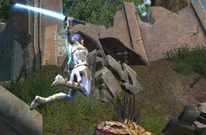 Penny Arcade comments on Old Republic footage