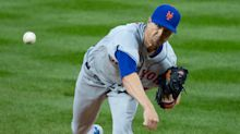 Jacob deGrom injury update: Mets ace leaves after three innings with sore shoulder