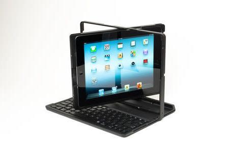Transformer-like Dock-It Pro provides quirky iPad keyboard case
