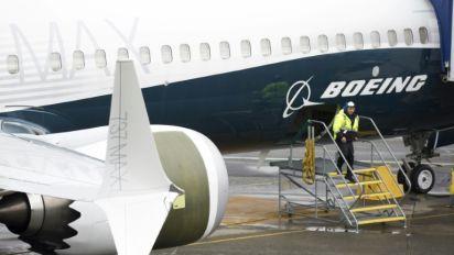 Boeing faz voos de teste com conserto em sistemas do 737 MAX