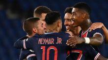 Ligue 1: le PSG déroule face à Angers