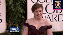 AWARDS MINUTE: Year of the girls? HBO's 'Girls' steals the show at Golden Globes