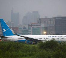 Xiamen Air passenger jet skids off runway in Manila, no casualties
