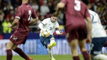Venezuela beats Argentina 3-1 to spoil Messi's return