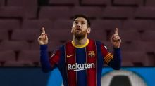 Messi leads Barcelona to win over Elche in Spanish league