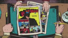 'Batman & Bill': Who Really Created Batman?