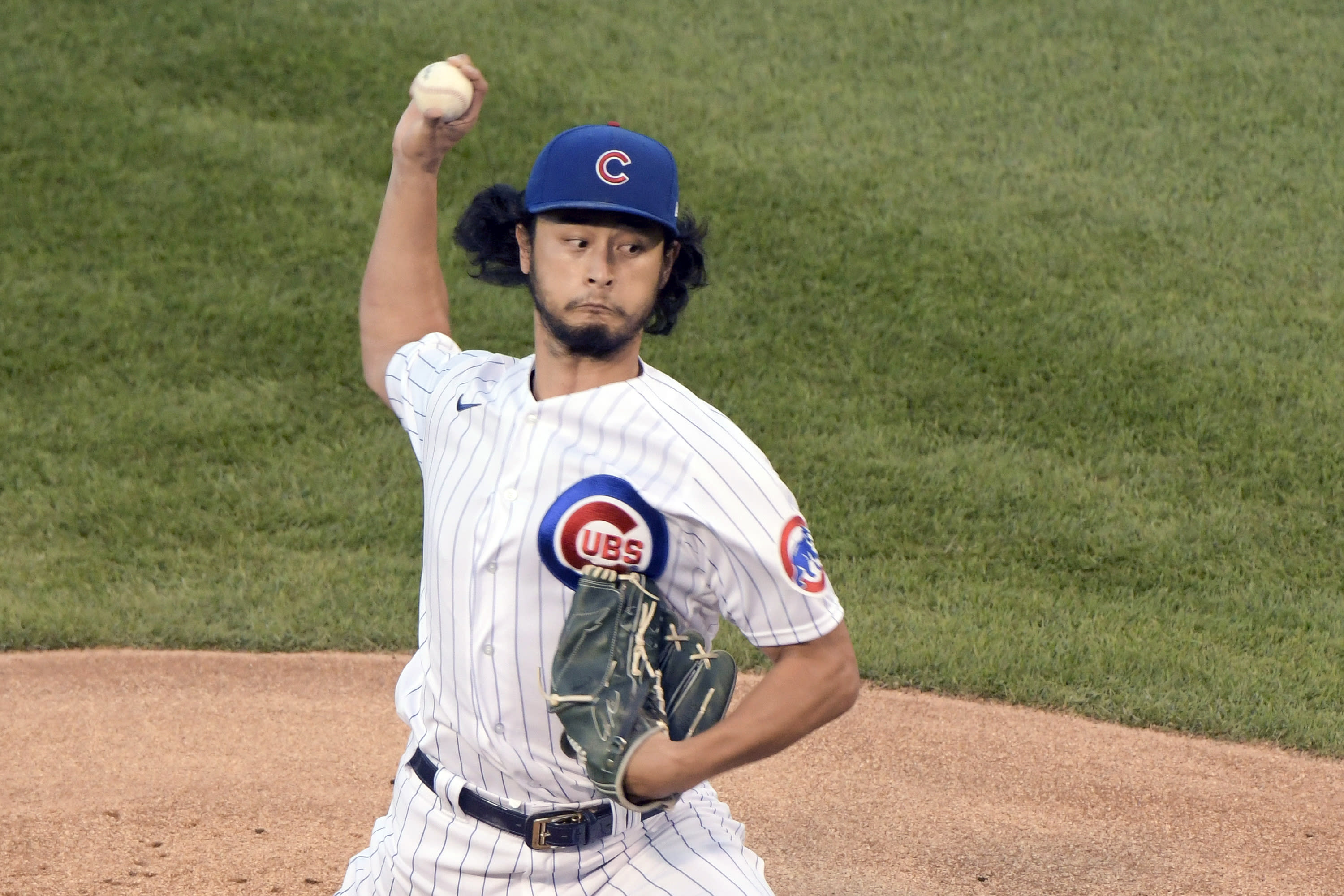 Darvish wins again as Cubs beat Cardinals 6-3
