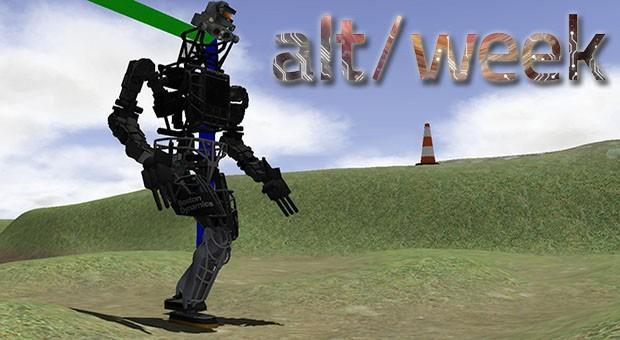 Alt-week 6.29.13: DARPA's robot finalists, the IRIS solar mission and empathetic computers