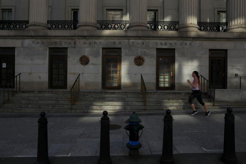 Treasury announces record borrowing of $2.99 trillion