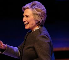 Hillary Clinton Drops In to the U.K. To Explain What Happened