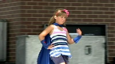 Capes Give Sick Children Inspiration & Hope