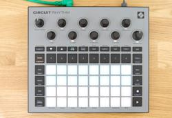 Circuit Rhythm is a portable $400 sampler for budding beatmakers