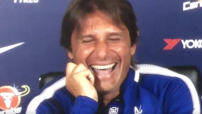 Conte thinks Costa's comments are hilarious
