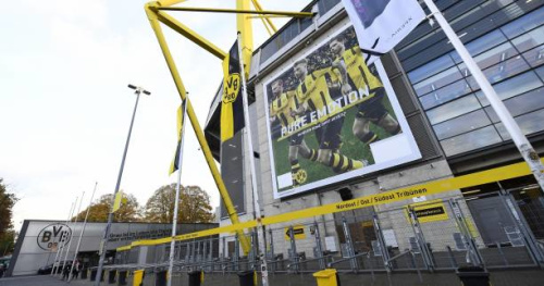 Foot - C1 - Dortmund - Dortmund-Monaco : une décision à 20h30 sur le possible report du match
