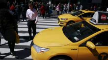 The number of American taxi drivers has tripled in a decade
