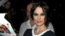 Keira Knightley casi abandona la actuación tras ser diagnosticada con trastorno por estrés postraumático