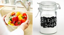 Mum reveals effective bicarbonate of soda trick to prepare vegetables