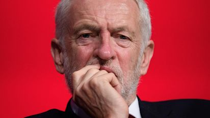 Corbyn's top team split on motion of confidence