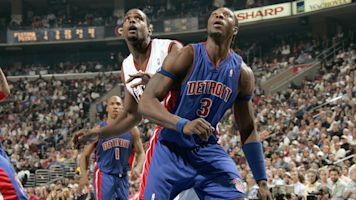Chris Webber, Ben Wallace named HOF finalists