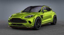 El Aston Martin DBX estrena su primera preparación por Lumma Design