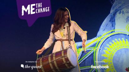 An Unabashed Taapsee Pannu at The Quint's Me, The Change Event
