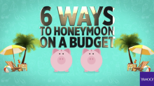 6 ways to save hundreds on your honeymoon