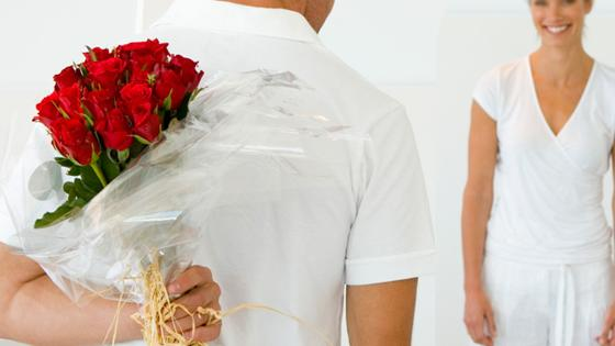 Top 3 mistakes men make on Valentine's Day