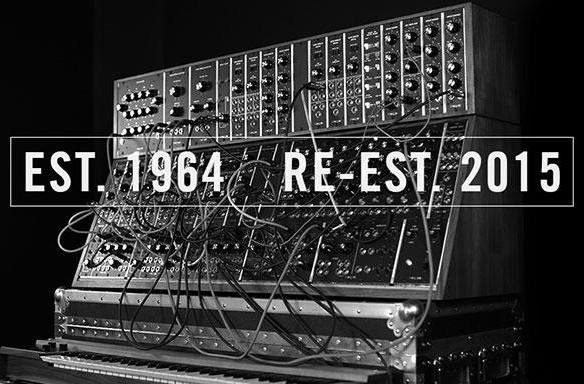 Moog revives its massive modular synthesizers