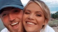 Witney Carson Is Pregnant! DWTS Pro Expecting First Child with Husband Carson McAllister