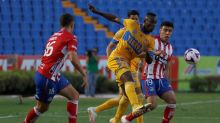 3-0. Los Tigres golean al San Luis y suben al cuarto lugar del Apertura