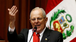 Kuczynski vows to make Peru a member of OECD by end of his term