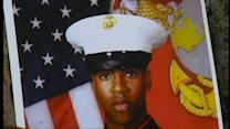 U.S. Marine killed in Afghanistan