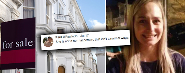 Woman, 29, earning $120k slammed for saying she's struggling to buy a flat