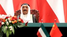 Kuwait ruler to travel to U.S. for medical treatment