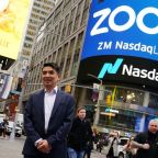 Zoom shares slip over security concerns, rising competition
