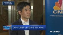 A look at China's consumer lending space