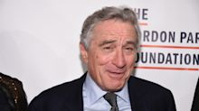 De Niro unable to turn down acting roles because of his 'estranged wife's expensive lifestyle'